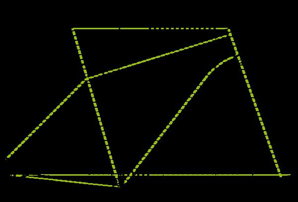 Геометрия рам велосипедов