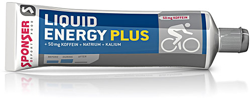Энергетический гель SPONSER Liquid Energy Plus