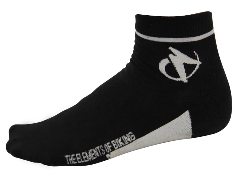 Носки MERIDA Function Socks black&white