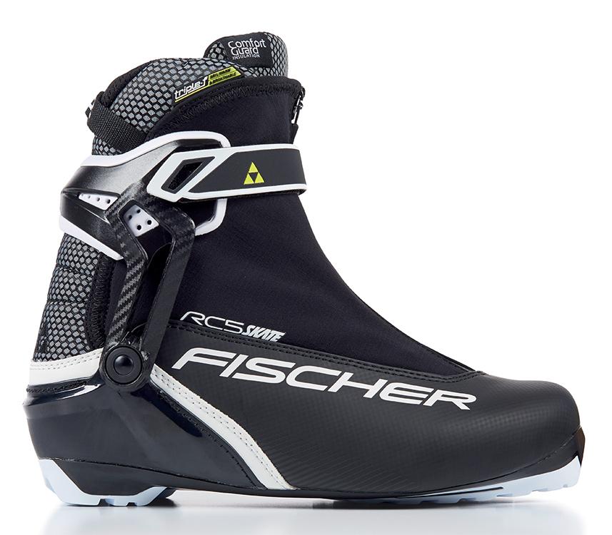 Ботинки лыжные FISCHER RC5 Skate (17 18) - купить в Санкт-Петербурге ... 7ba320a60ca