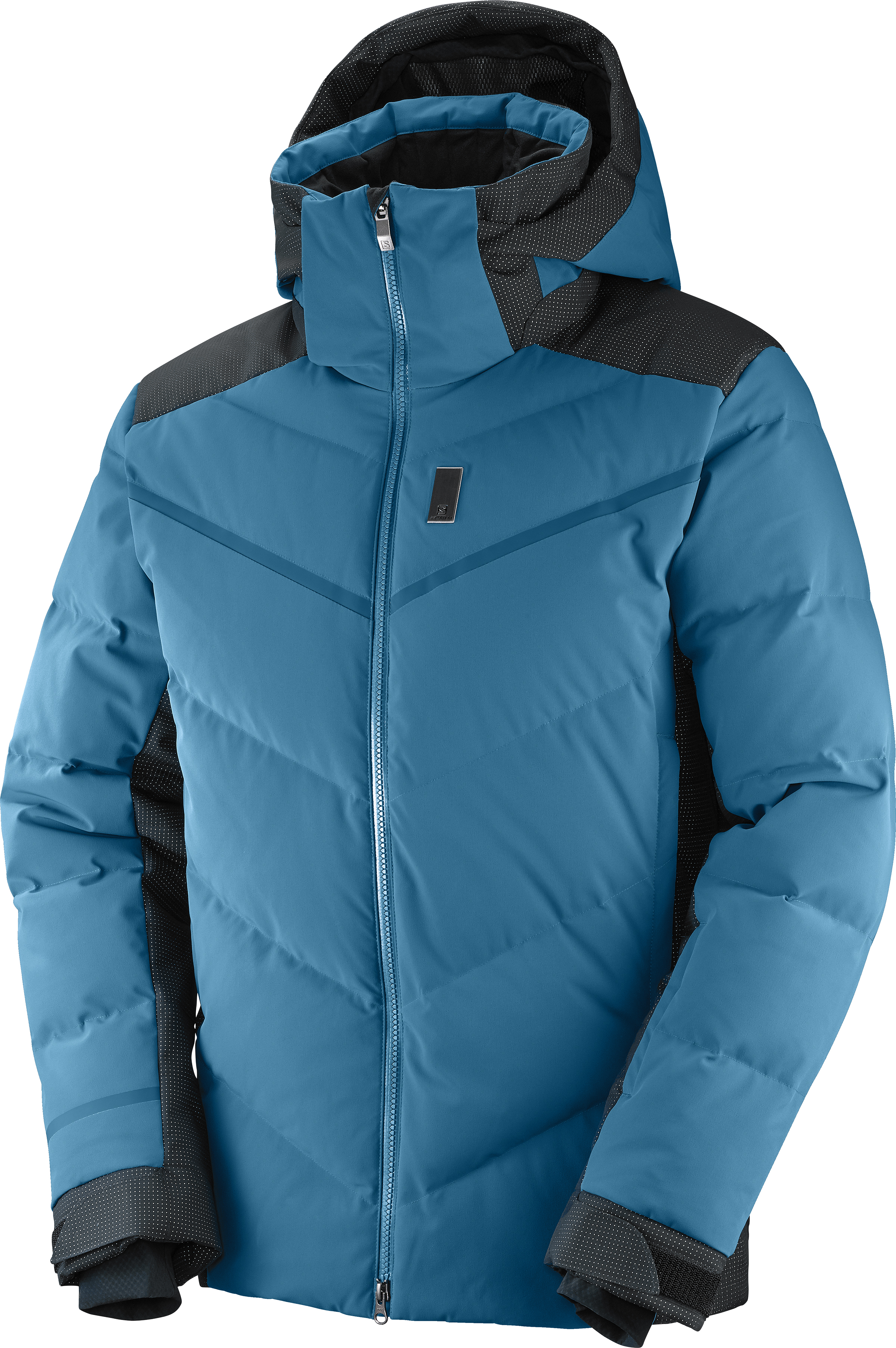 Куртка горнолыжная SALOMON Whitebreeze Down JKT M Moroccan Blue Bk (18 19) 3d8dcec707ca0