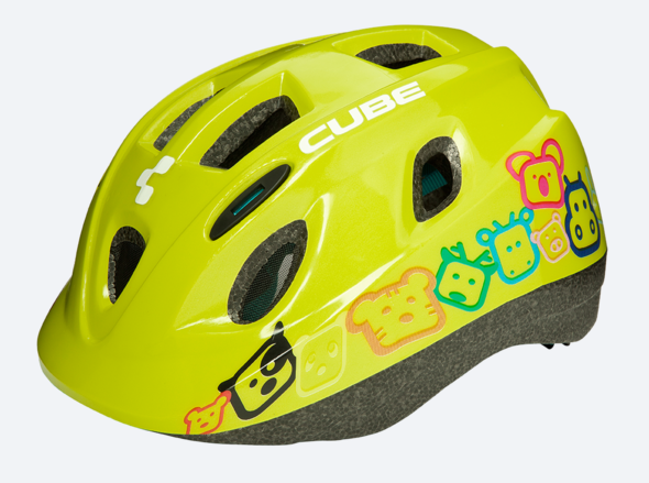 Шлем CUBE KIDS Helmet Comic ()