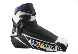 Ботинки лыжные SALOMON RS Carbon (2016)