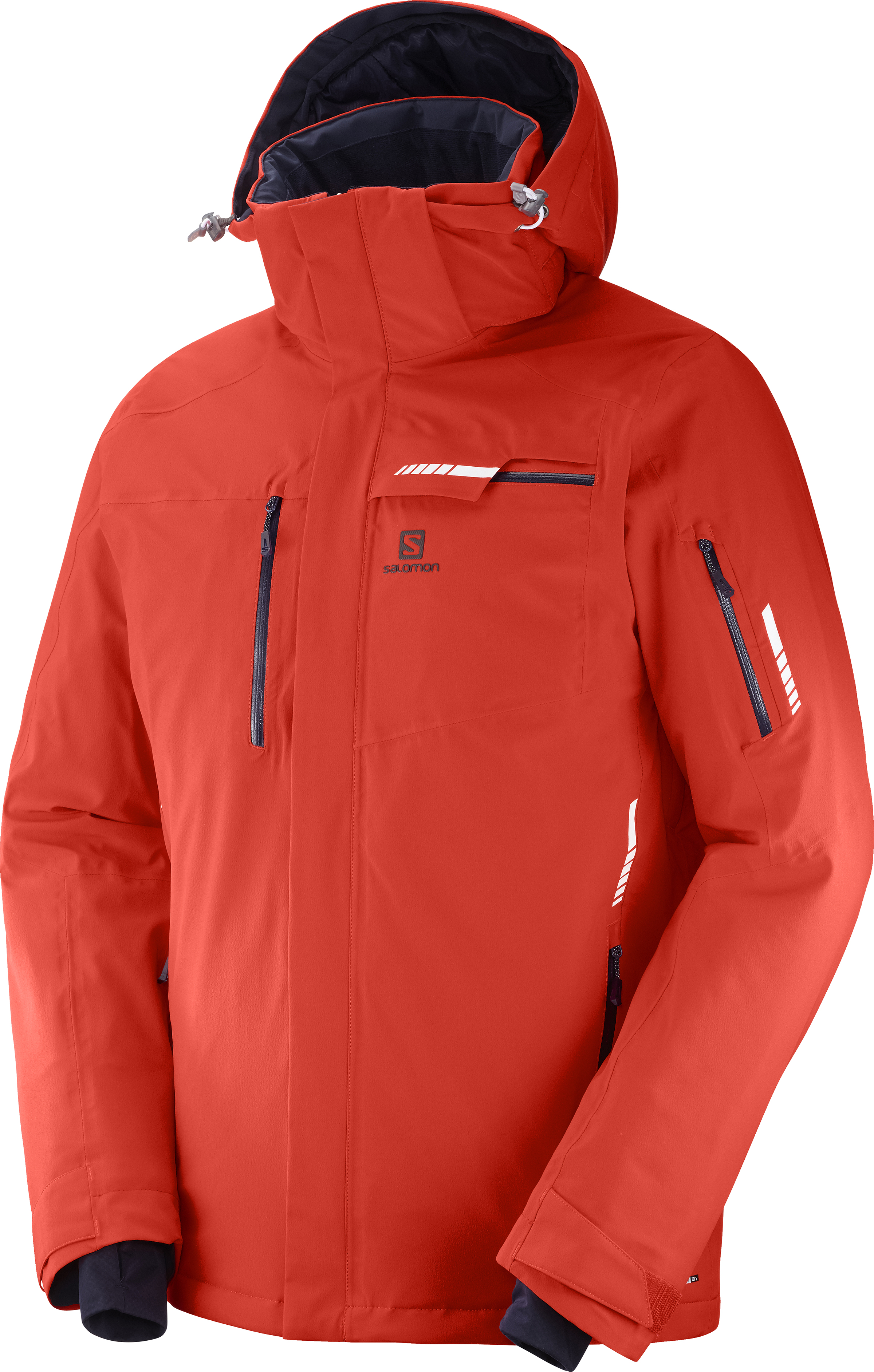 Куртка горнолыжная SALOMON Brillant Jacket M Fiery Red  (18/19)
