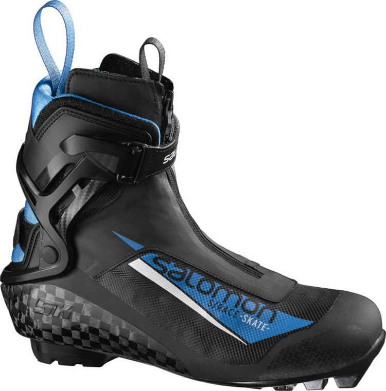 Ботинки лыжные SALOMON S-Race Skate  (17/18)