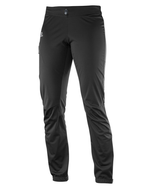 Штаны для беговых лыж SALOMON Nova Softshell Pant W  Galet Grey (16/17)
