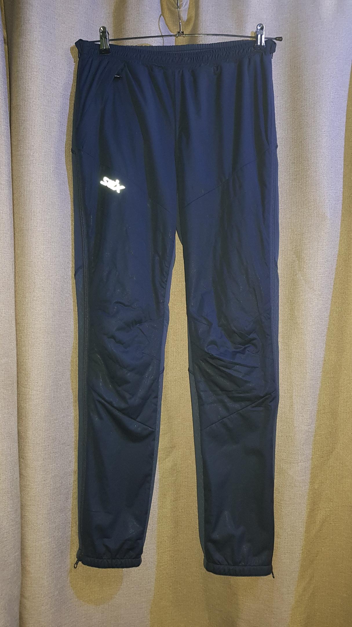 93b7e3c3222f Штаны для беговых лыж SWIX Powder Синий (18 19) - купить в Санкт ...