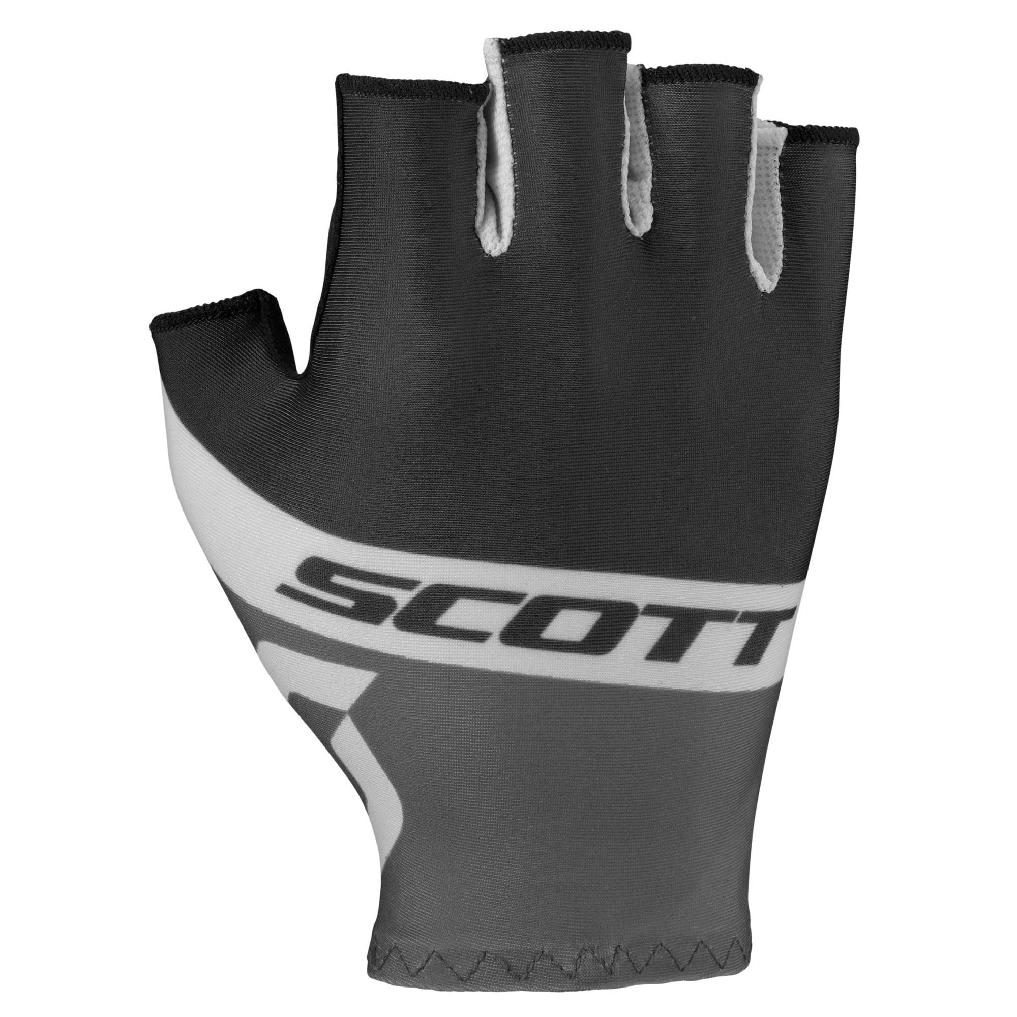 Перчатки SCOTT RC Team Short Finger black/grey (2016)