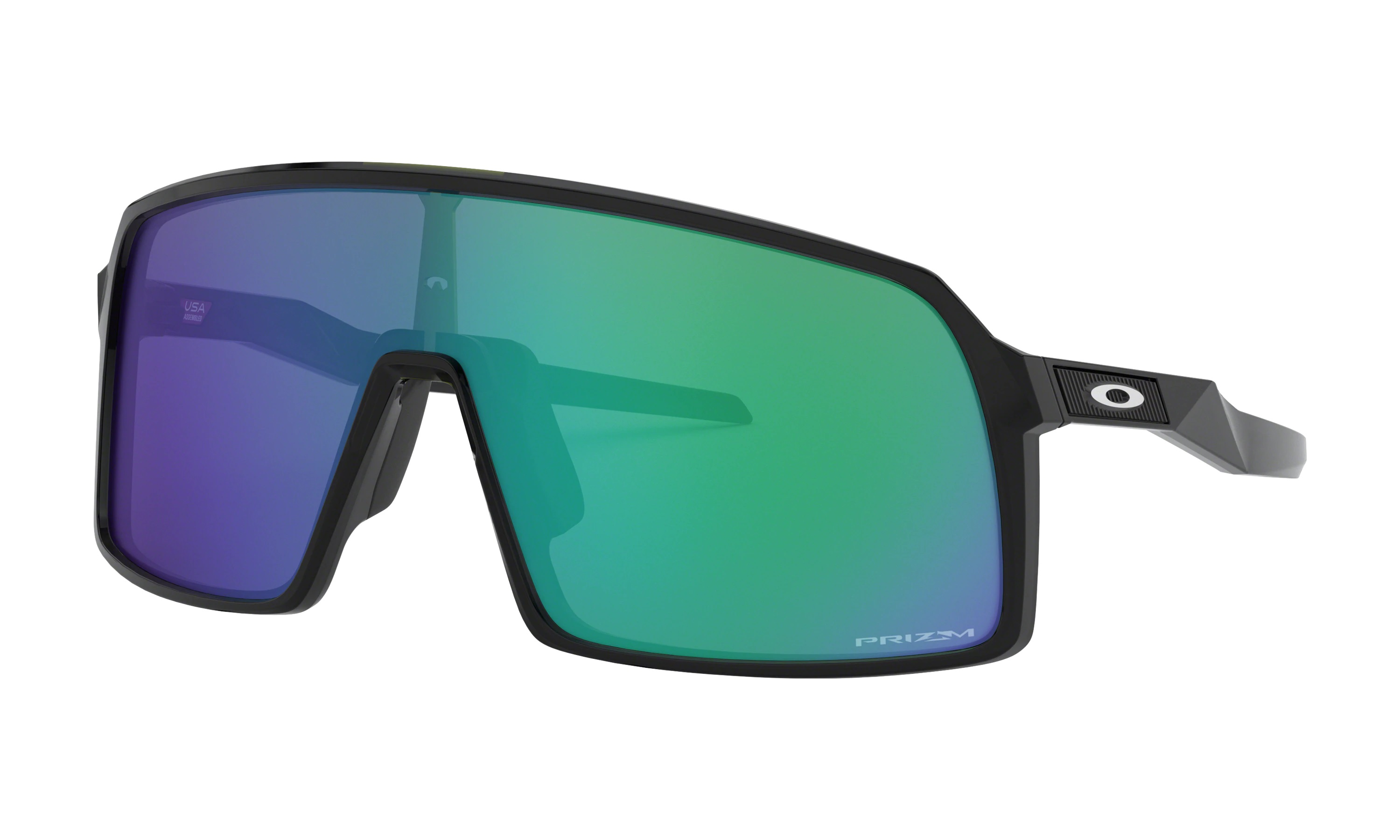 Очки OAKLEY Sutro Black Ink/Prizm Jade Iridium, Линзы: S3