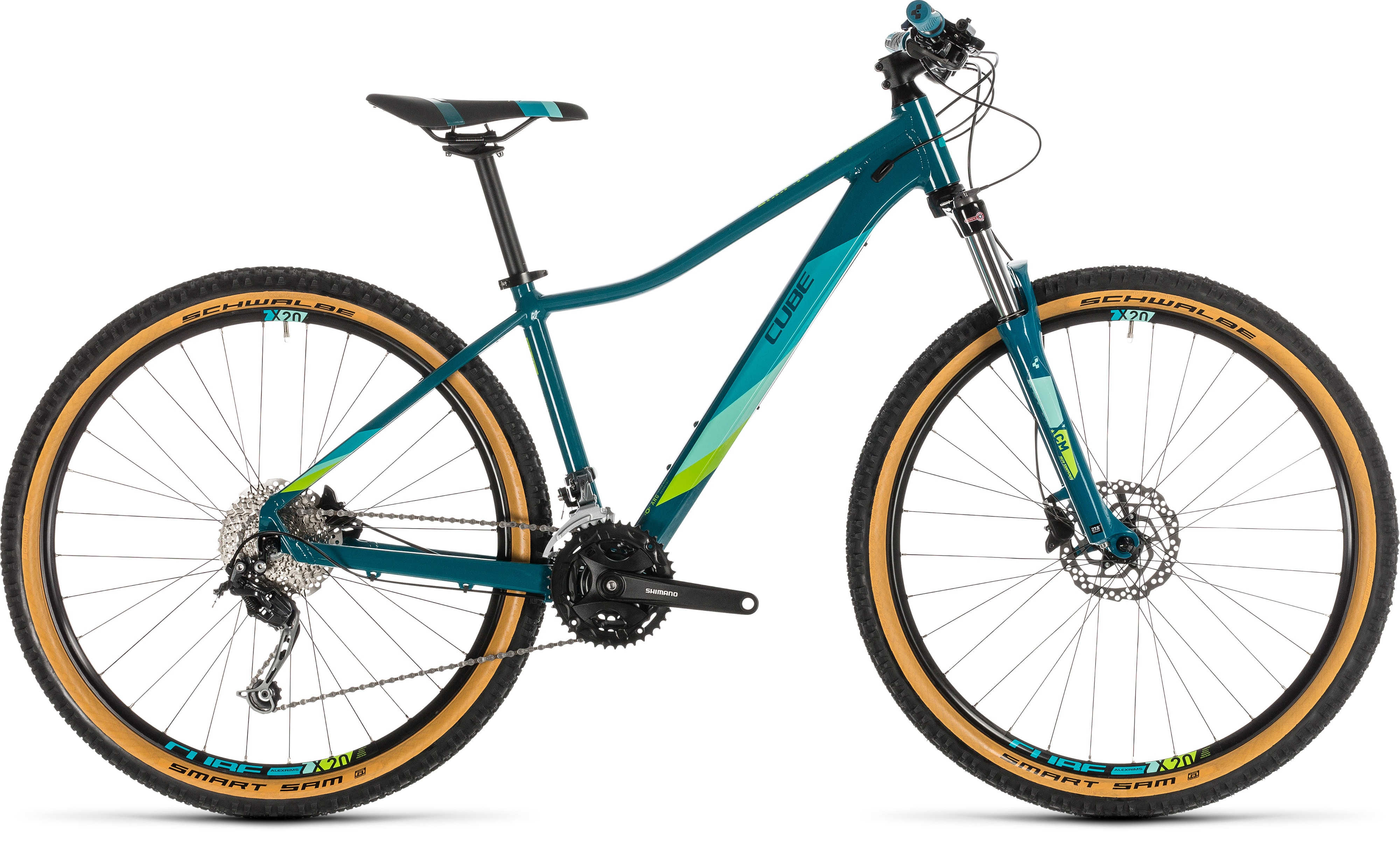 Велосипед CUBE Access WS Pro 27.5 (2019)