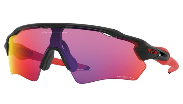 Очки OAKLEY Radar EV XS Path Matte Black/Prizm Road, Линзы: S2