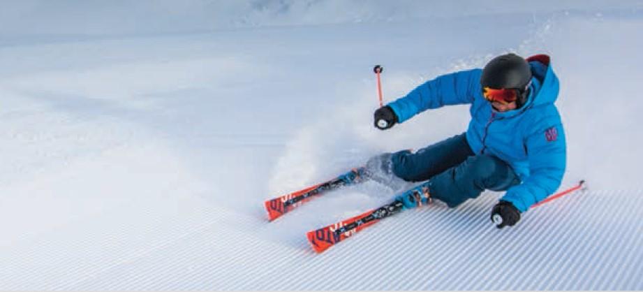 Рекомендация: Выбор длины горных лыж