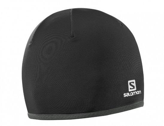 Шапка лыжная SALOMON Active Warm Beanie Night Gr (16/17)