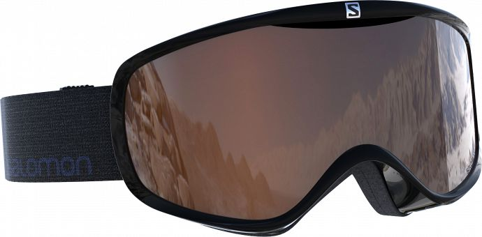 Маска горнолыжная SALOMON Sense Access Black/Universal (18/19)