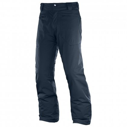 Штаны горнолыжные SALOMON Stormpotter Pant M Big Blue-X  (16/17)