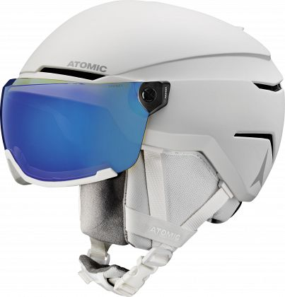 Шлем горнолыжный ATOMIC Savor Visor Stereo White Heather (19/20)